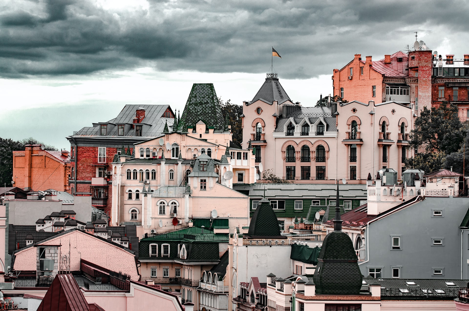 What should be checked before buying a real estate in Ukraine?
